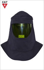 CAT 4 Arc Flash  Hood