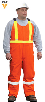 UltraSoft Arc/FR Heavyweight Bib Overall