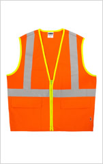3 Pocket Poly Field Vest