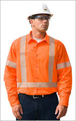Long Sleeve Work Shirt SEGMENTED