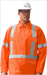 Traffic Safety Utility Jacket