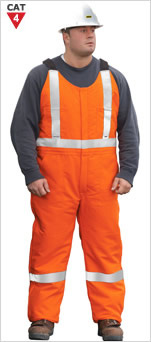 UltraSoft ARC/FR Insulated Bib Overall