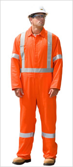Traffic Safety Coverall