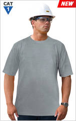 Power Dry Arc/FR Lightweight Short Sleeve T-Shirt