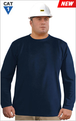 Power Dry Arc/FR Lightweight Long Sleeve T-Shirt