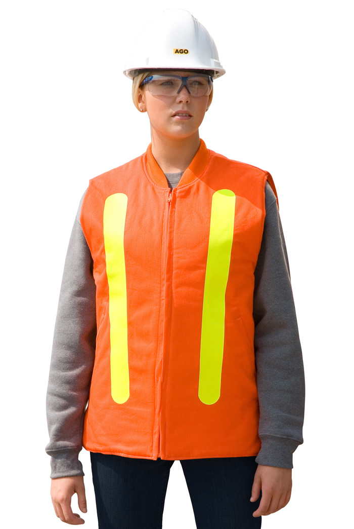 Pc 147 P Insulated Vest Ago Industries Inc