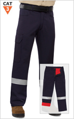 UltraSoft Arc/FR Lined Cargo Pant