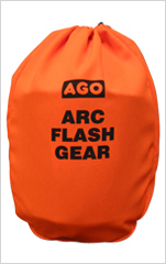 Bag - Holds Faceshield Kit or Flash Hood