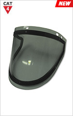 Replacement Lens for Cat 4 Flash Hood