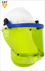 Arc Resistant 12cal AmpShield™ c/w Hard Hat