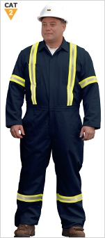 UltraSoft ARC/FR Lightweight Coverall