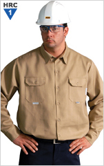 UltraSoft Arc/FR 6oz Lightweight Work Shirt