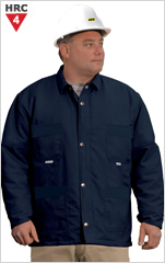 UltraSoft Arc/FR Fleece Lined Utility Jacket